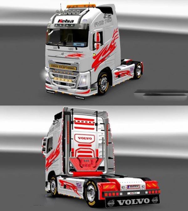 Hot RW Volvo