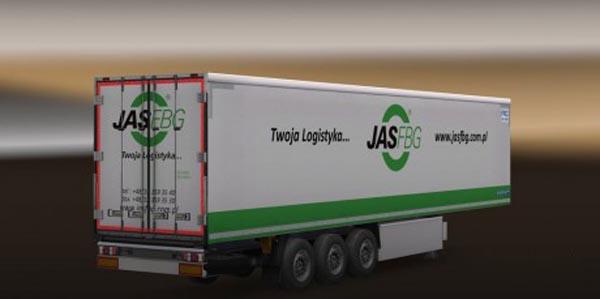 JAS FBG Trailer