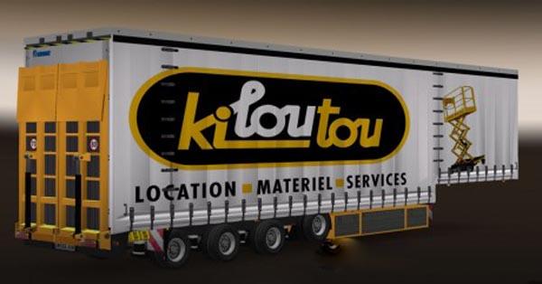 Kiloutou Trailer