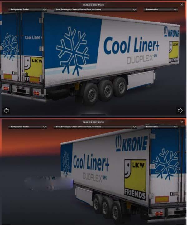 Krone Cool Liner
