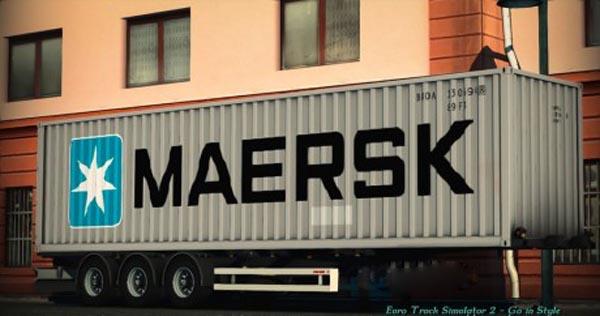 Maersk Trailer