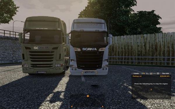 New Scania Sound