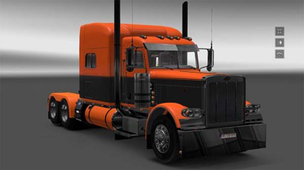 Peterbilt 389 RT Vinnies Truck