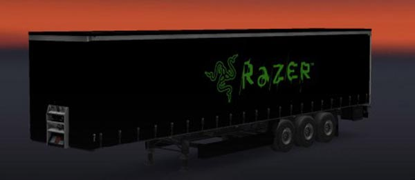 Razer and Steelseries Trailers
