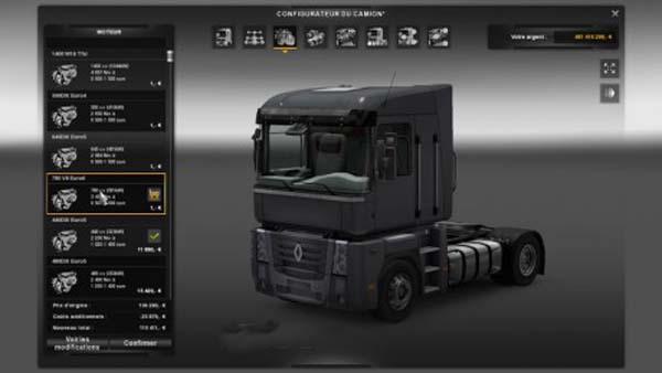 Renault New Engine