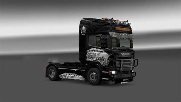 Royal Black-skin Scania