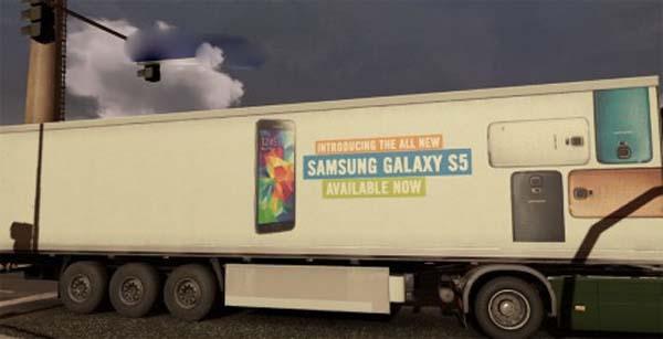 Samsung Galaxy S5 Trailer