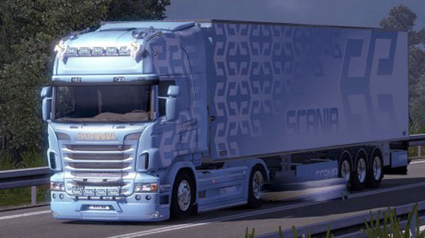 Scania Combo Pack (CandyBlue)