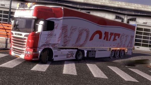 Scania Indonesian Skin Combo Pack