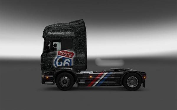 Scania Legendary Route 66