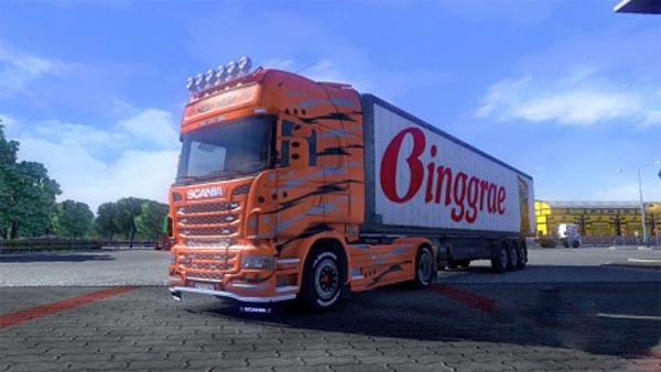 Scania OBS skin