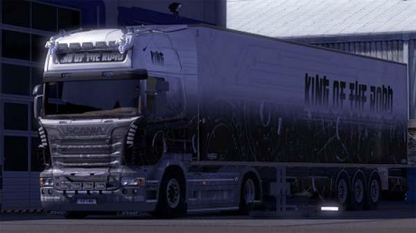 Scania Tech Combo Pack