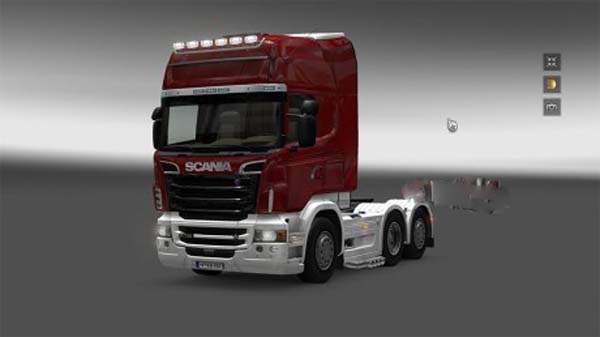 Scania skin by Rick