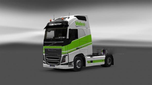 Skin Valeo Volvo FH16 2012