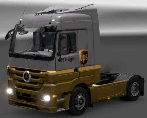 UPS Freight Skins
