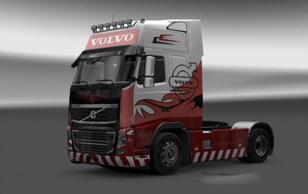 Volvo FH 2009 Laros Skin