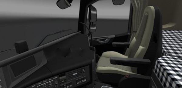 Volvo FH 2012 Black Board
