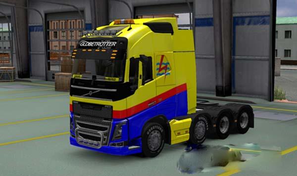 Volvo FH 2012 PLN Skin