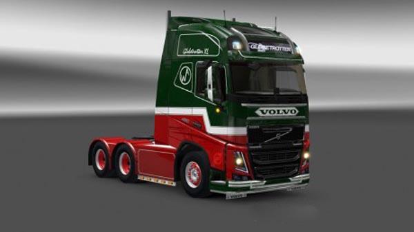 Volvo FH 2012 Piscaglia Skin
