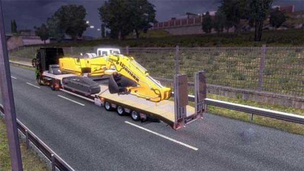 Zorzi convoi trailer