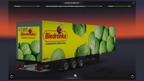 Biedronka Trailer