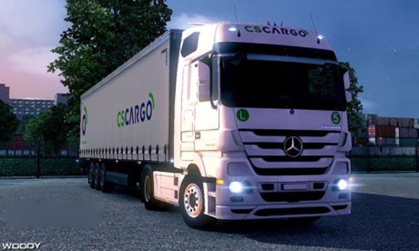CS Cargo combo pack skin