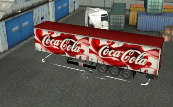 Coca Cola Anime