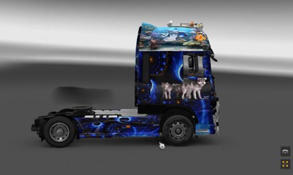 DAF Euro 6 Fantasy