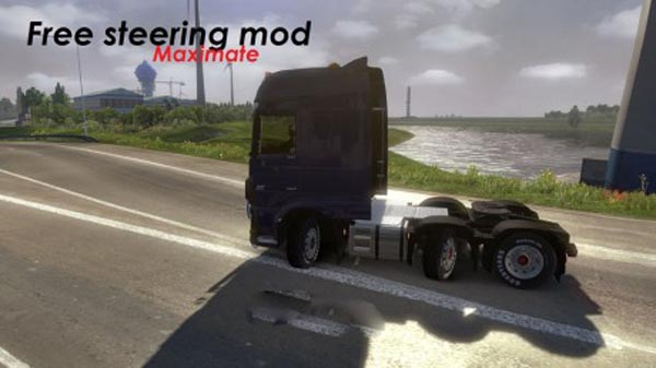 Free steering mod