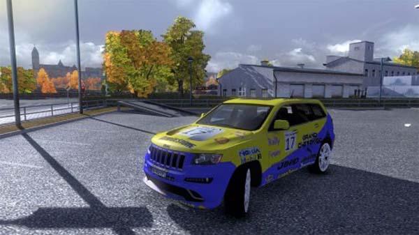 Grand Cherokee Rally Edition