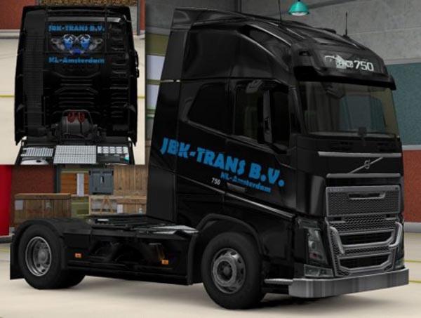 JBK-Trans B.V. Combo Pack
