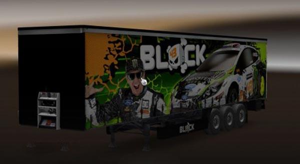 Ken Block Trailer