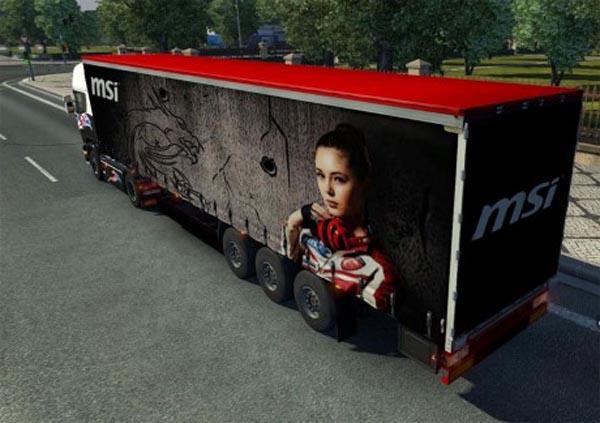 MSI trailer
