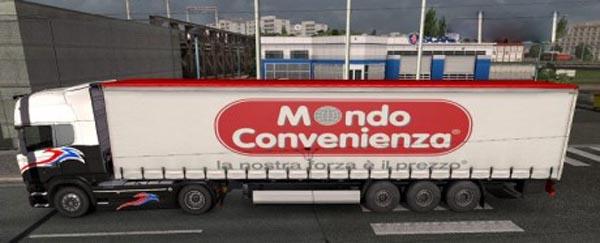 Mondo Convenienza trailer