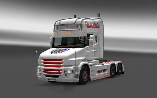 Scania T Vabis Skin