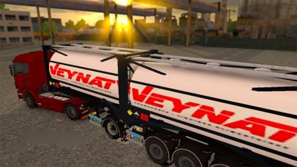Veynat trailer