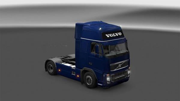 Volvo 2009 Light Box