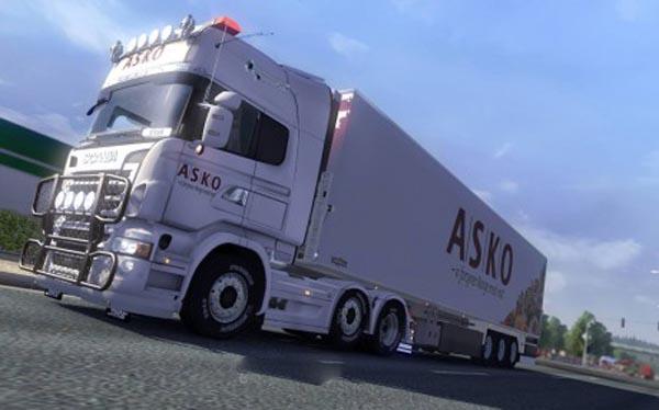 Asko Combo Pack