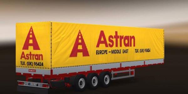 Astran Trailer
