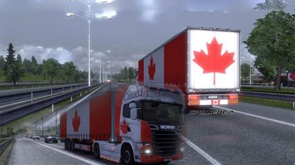 Canada – Trailer