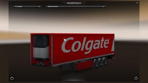 Colgate Trailer