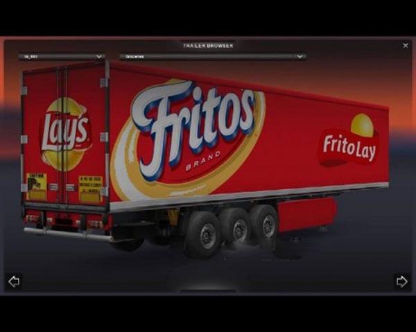 FRITO LAY Trailer