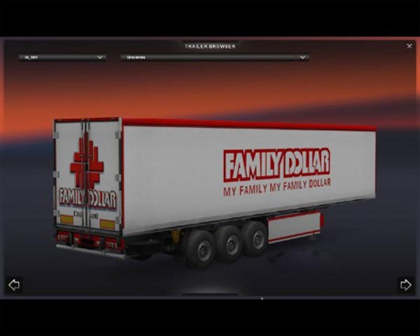 Family Dollar Trailer