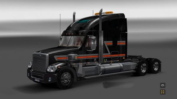 Freightliner Coronado Skin