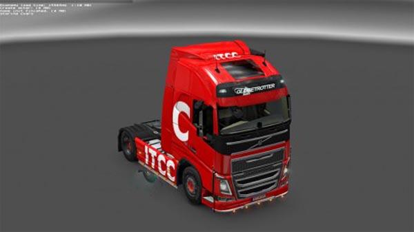 ITCC Company Paintjob with Interior