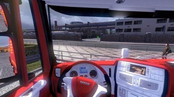 Iveco Hi-Way Interior