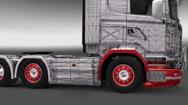 JB Trans Wheels