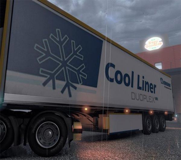 Krone CoolLiner