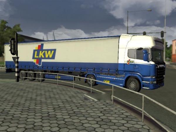 LKWlog Scania Streamline
