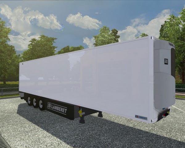 Lamberet trailer